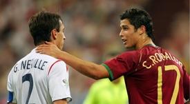 Neville e l'aneddoto su Ronaldo: 'Voleva che tagliassimo l'erba del Mestalla'