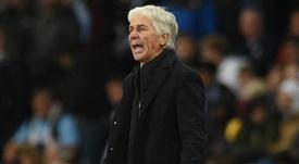Il tecnico dell'Atalanta, ex Genoa e Inter, Gasperini. Goal