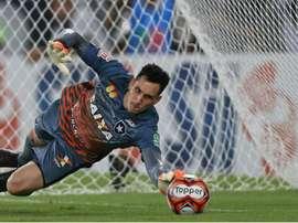 Quantos pênaltis Gatito já pegou pelo Botafogo? Goal
