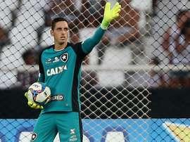 Goleiro falou sobre o lance em que sofreu gol. Goal