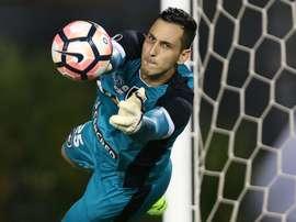 O paraguaio está em grande forma no 'Glorioso'. Goal
