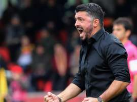 Struggling Milan need victory as Gattuso demands desire
