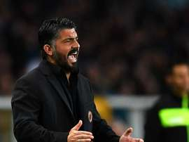 Gattuso's side ground out a 2-1 win against Bologna game in a game marred with controversies. GOAL
