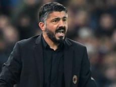 Gattuso wants more from Milan. GOAL
