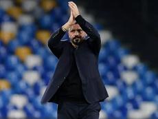 Barcelona 'barely tickled' Napoli – Gattuso