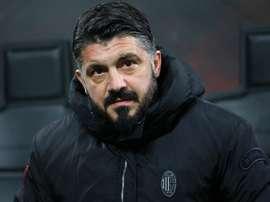 Gattusso has seen an upturn in Milan's fortunes this season. GOAL