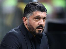 Napoli appoint Gattuso as new coach. AFP