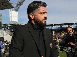 Gattuso has been a success as manager of Milan. GOAL