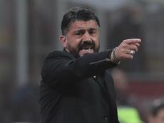 Gattuso fumes at Kessie, Biglia. Goal