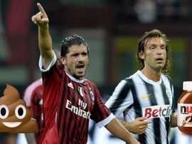 Pirlo era Nutella, Gattuso m****. Goal
