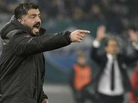 Mixed emotions for Gattuso