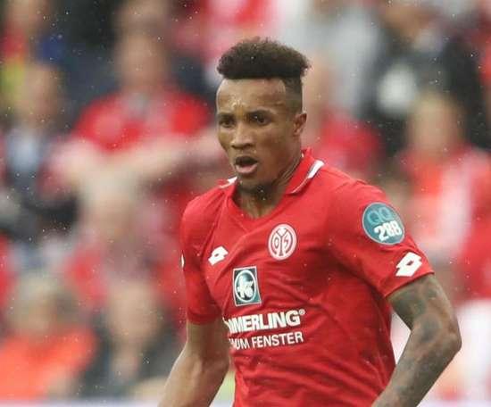 Gbamin has joined Everton from Mainz. GOAL