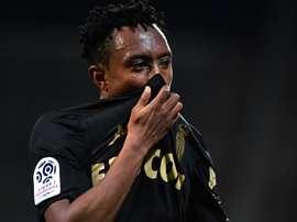 Gelson Martins risque une lourde sanction. AFP