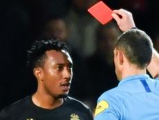 Martins suspended indefinitely
