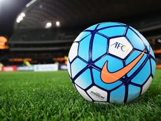 Confira a programação desta semana do futebol na TV. AFP
