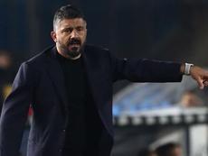 Il Napoli riparte, Gattuso: 'Pensiamo a fare 40 punti'