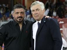 Destini opposti di Ancelotti e Gattuso. Goal