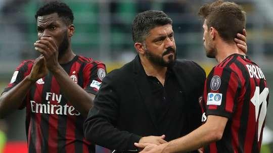 Gattuso has fresh faith in AC Milan's ability to overcome Juventus. GOAL