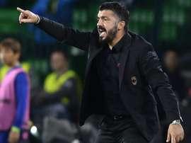 L'allenatore dei rossoneri loda i suoi. Goal