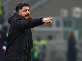 Milan, Gattuso soddisfatto.