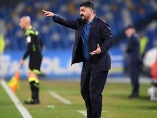 Gattuso commenta il ko del Napoli contro la Fiorentina
