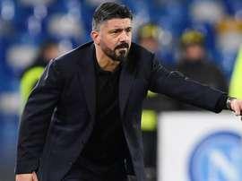 Gattuso difende a Sarri e Higuaín. GOAL