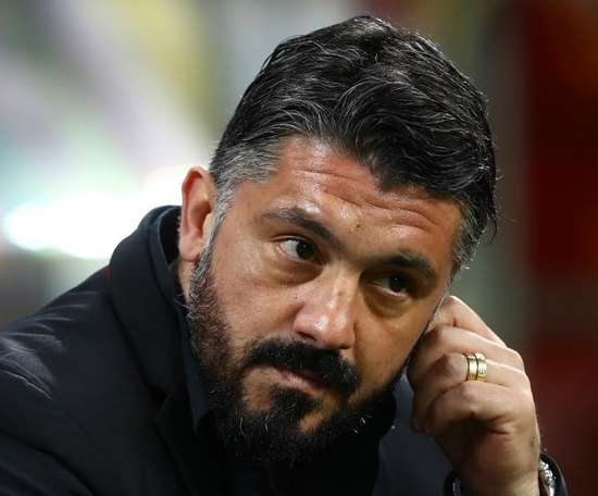 Gennaro Gattuso is the current manager of Milan. GOAL