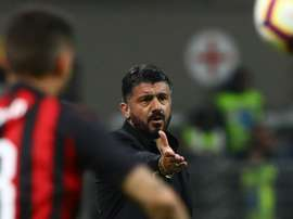 Old master Gattuso satisfied with peacekeeping role.