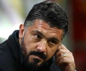 Gattuso was annoyed his side could not hold on for the win. GOAL