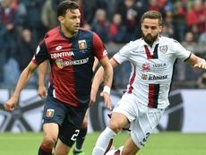 Pavoletti commosso dai tifosi del Genoa. Goal