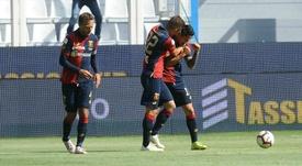 Le formazioni ufficiali di Genoa-Cagliari. Goal