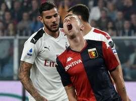 Il Genoa non avrebbe pagato Lerager