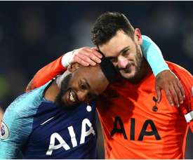 Nkoudou provided a vital assist for his side's winning goal. GOAL