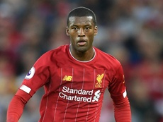 Wijnaldum says he can cover Fabinho's position after the Brazilian's injury. GOAL