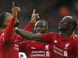 Liverpool a renoué avec le succès en Premier League. Goal