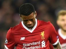 Klopp has confirmed Liverpool midfielder Wijnaldum sustained an ankle injury against Maribor. GOAL
