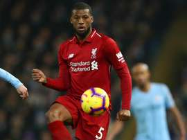 Liverpool have to remain confident after City loss – Wijnaldum. Goal