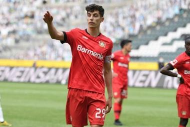 Havertz tenté par un transfert à Man United. GOAL