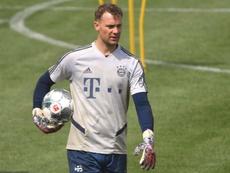 Neuer veut poursuivre jusqu'en 2023. Goal