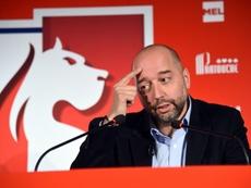 Un mercato 'cheap' ? Le président de Lille n'y croit pas. GOAL