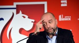 Fair-Play Financier, le LOSC sanctionné par l'UEFA. afp