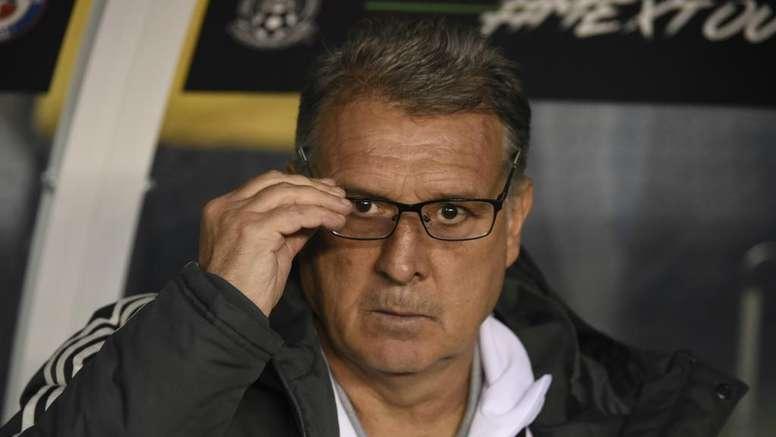 Neither Argentina thrashing nor unbeaten run are Mexico 'reality' - Martino