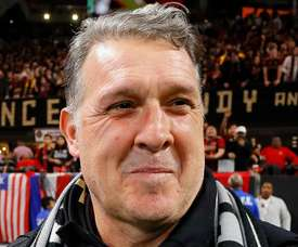 Martino guided Atlanta to the MLS Cup after only 2 years of existence. GOAL
