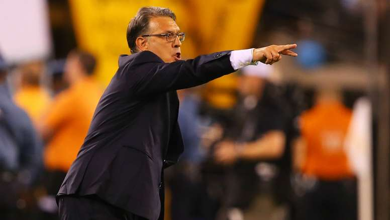 Gerardo Martino, manager of Atlanta United FC. GOAL