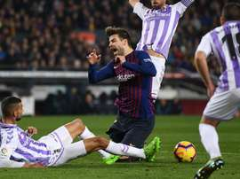 Lyon will punish Barca in this form, Pique warns. Goal