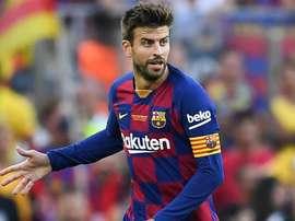Pique blames pre-season for Barcelona's slow start. GOAL