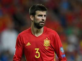 Pique is committed to Spain, says Viera