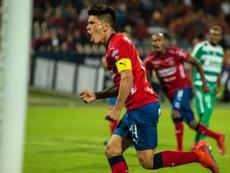 Germán Cano, novo jogador do Vasco, é top 10 mundial na artilharia de 2019