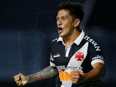 No Vasco, Germán Cano tem um dos melhores inícios de sua carreira