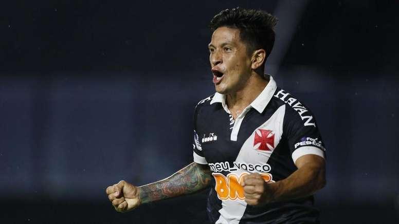 No Vasco, Cano faz seu melhor início em um clube